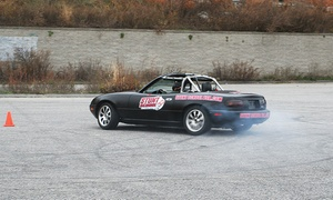 Stunt School USA: Stunt Class with 7, 15, or 25 Minutes Behind the Wheel at Stunt School USA (Half Off)