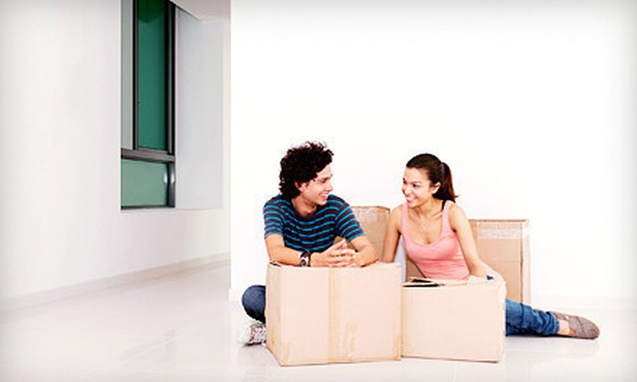 Moving & Storage Services - Miami: $240 for Four Hours of Moving Services with One Truck and Three Movers from Moving & Storage Services ($537.60 Value)