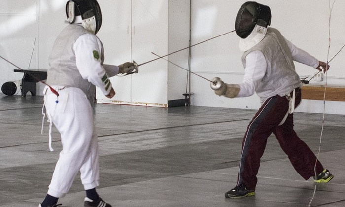Redlands Fencing Center - Warwick 5: One Week of Fencing Classes at Redlands Fencing Center (49% Off)