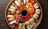 ⏰ Sushi box da 60 o 120 pezzi
