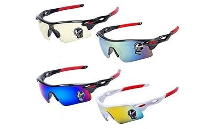 Gafas de sol para bicicletas