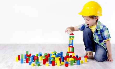 Half- or Full Day of Lego Camp for One or Two Children at Bricks 4 Kidz (Up to 58% Off)