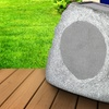 ION Solar Stone Rechargeable Portable Outdoor Bluetooth Speaker