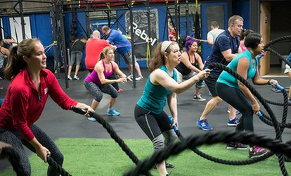 1 Month Unlimited Classes at Rebel Fitness + Performance (Up to 73% Off)