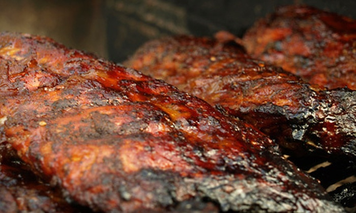 Mr. BBQ - Columbia: $15 for $30 Worth of Barbecue and Homestyle Eats at Mr. BBQ