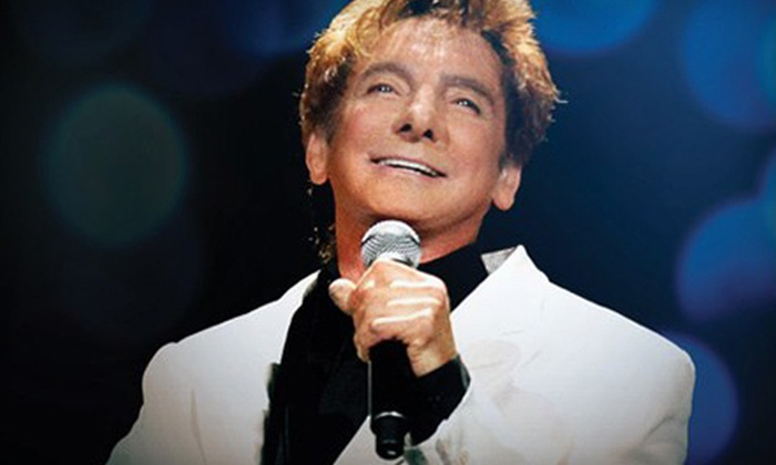 Barry Manilow - SAP Center at San Jose: Barry Manilow Concert at HP Pavilion at San Jose on December 6 at 7:30 p.m. (Up to Half Off). Two Options Available.
