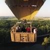 Vol inoubliable en montgolfière
