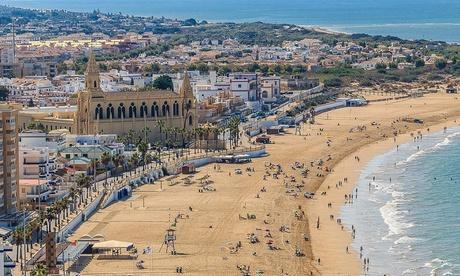 Cádiz: 1, 2, 3 o 5 noches con desayuno, parking, detalle de bienvenida y opción a una comida en el Hotel Monterrey Costa