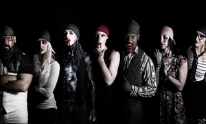 DRIP Underground Vampire Bar: DRIP Underground Vampire Bar (Select Dates from September 30–October 8)