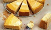 God's Golden Pastries - Valley Stream: Pumpkin-Pie Cheesecake at God's Golden Pastries
