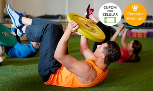 CrossFit O2: CrossFit O2 – Setor Marista: 1, 3 ou 6 meses de CrossFit