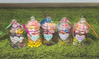 Up to £30 Toward a Selection of Bespoke Sweets from Magic Candy Factory (50% Off)