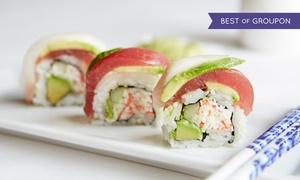 Nagoya Sushi: Zestaw sushi Fit I za 49,90 zł i więcej opcji w Nagoya Sushi (do -53%)