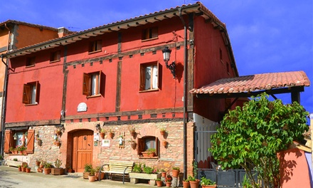 La aldea encantada en quintanilla del monte en rioja - Limpieza de casas groupon ...