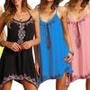 Boho-Style Strappy Dress