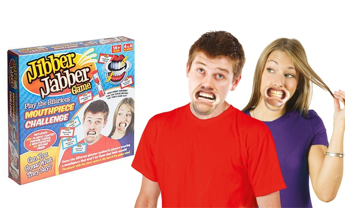 Jibber Jabber Games from £14.99 (Up to 54% Off)