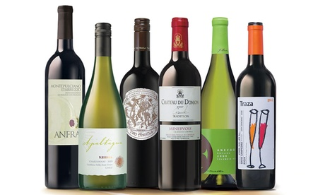Wine of the Month Club Subscriptions from Clubs of America (Up to 22% Off). Four Options Available.
