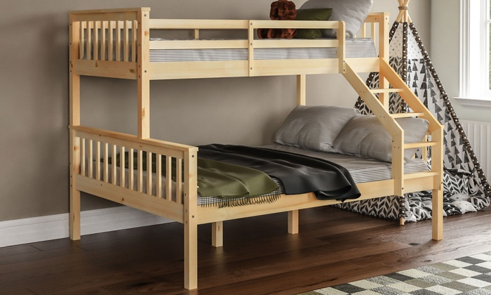 Milan Triple Sleeper Bunk Bed