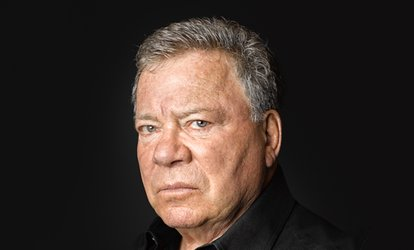 "William Shatner Presents ""Star Trek II"" – Up to 40% Off"