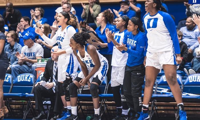 Duke University Women S Basketball Up To 36 Off Durham Nc