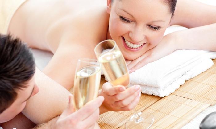 LA MAISON DE L'AMOUR BRESCIA - Brescia: Percorso spa naturista di coppia senza limiti di tempo e bottiglia di prosecco a 29,90 €