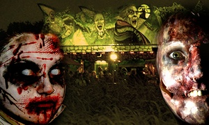 TA Terror Farm: Terror Farm Attraction Entry for Two, Four, Six or Eight at TA Terror Farm (Up to 51% Off)