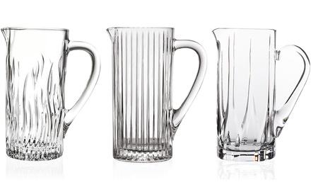 RCR Crystal Glass Jug