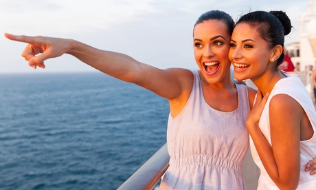 ✈ The Mediterranean: 7-Night All Inclusive Cruise and 1 Night in Hotel Medicis with Flights*