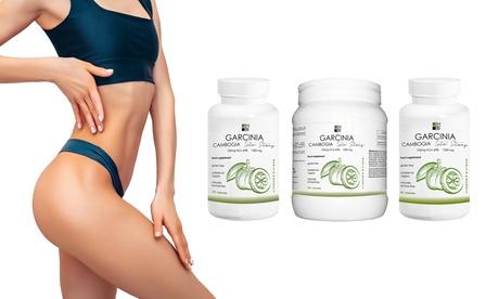 60, 120 o 360 cápsulas de Garcinia Extra Forte Health and Beauty