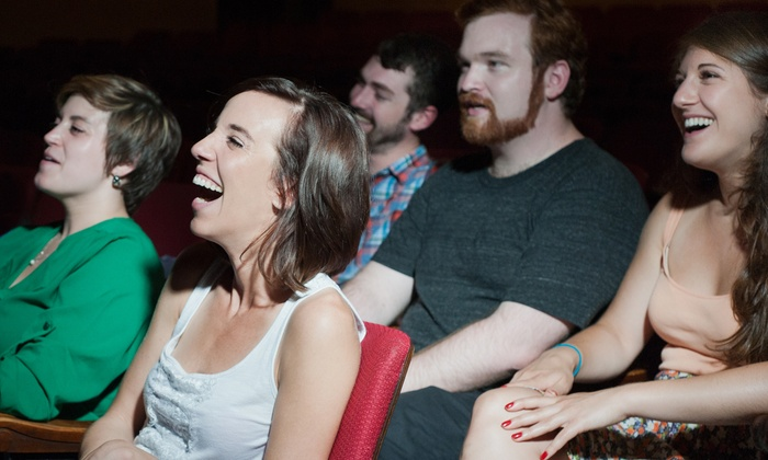 Tampa Improv - Tampa Improv - Ybor City: Standup Comedy for Two or Four Through August 31