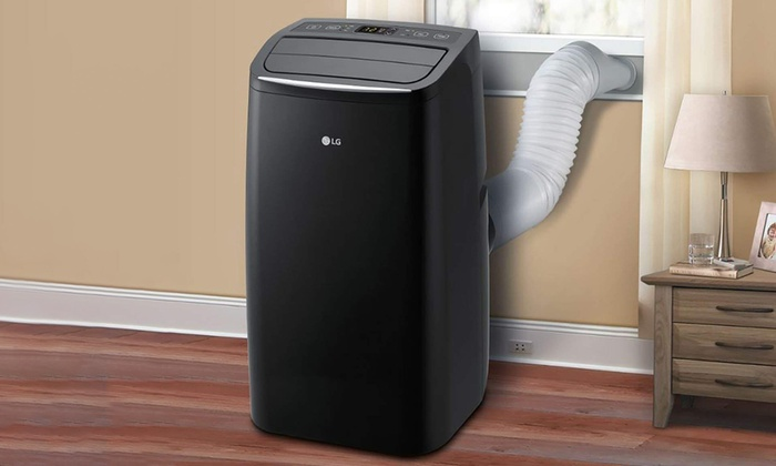 Lg Portable Air Conditioners With Remote And Vent Kit