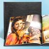 Livre photo relié en cuir à partir de 20 pages