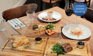 Le Petit Flot: French Meal with Wine for Two ($89), Four ($178), or Six People ($267) at Le Petit Flot, CBD (Up to $498 Value)