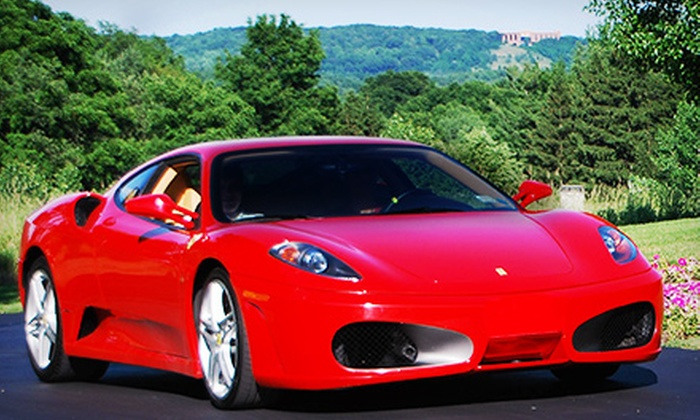 Luxury Motors of Rochester - Victor: Test Drive, Eight-Hour Rental, or Full-Day Rental of a Ferrari F430 F1 Coupe from Luxury Motors of Rochester (Half Off)