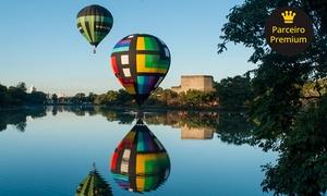 RR Balões: Voo de balão para 1 pessoa com a RR Balões – Rio Claro