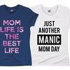 Women's Mother's Day Fashion Tees