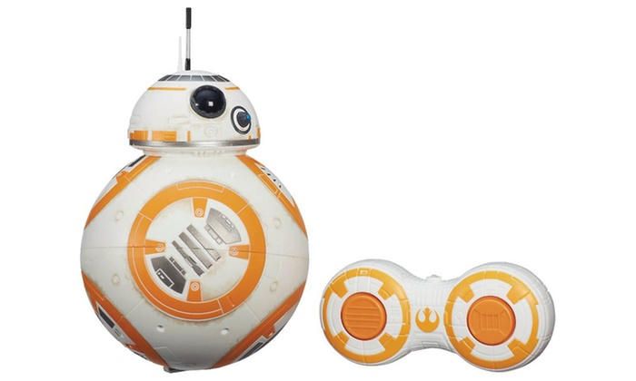 Star Wars The Force Awakens Remote Control Figure - BB-8