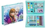 Disney Frozen 52-Piece Art Case for £3.98 (43% Off)