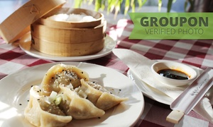 Linko Restaurant: Two-Course Chinese Meal with a Side and a Glass of Wine from R160 for Two at Linko Restaurant (Up to 51% Off)