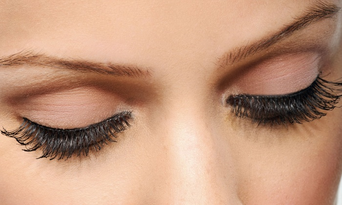 Eyelash Power - Central Scottsdale: Full Set of Eyelash Extensions with Optional Touchup Session at Eyelash Power (Up to 72% Off)