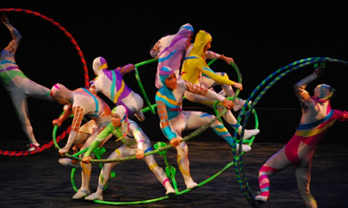 Cirque D'Or - Palace at Auburn Hills: One G-Pass to Cirque D'Or at Meadow Brook Music Festival in Rochester Hills (Up to 53% Off). Three Options Available.