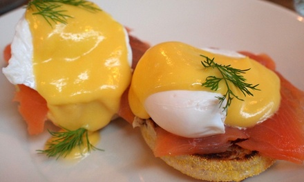Breakfast with Tea or Coffee $25 or 4 People $45 at Degani Bakery Cafe Roxburgh Park Up to $84.80 Value