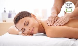 Kamini Estética: Kamini Estetica – Santo Amaro: 1, 2 ou 3 meses de drenagem + massagem relaxante ou modeladora