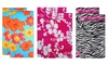 Summer Themed Printed Beach Towels (2-Pack): Summer Themed Printed Beach Towels (2-Pack)