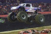 Monster Truck and Motorcycle Thrill Show - LULU Shriners Arena: Monster-Truck and Motorcycle Show on May 27 or 28