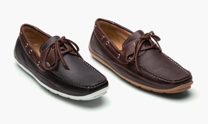 Kenneth Cole New York Men's On the List Boat Shoes