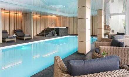 Groupon.it - Strasburgo: camera doppia Superior, colazione, cena, accesso Spa e coppa Crémant per 2 persone al 7 Hotel & Spa 4*