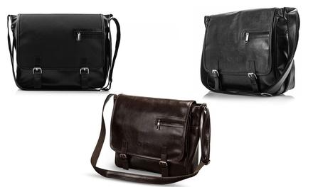 Solier handgefertigte Business- & Laptoptasche für Herren in der Farbe nach Wahl (Munchen)