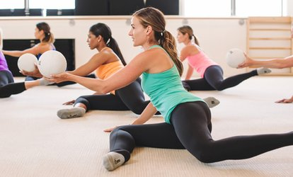 image for $59 for 30-Day Unlimited Classes at The Bar Method ($245 Value)