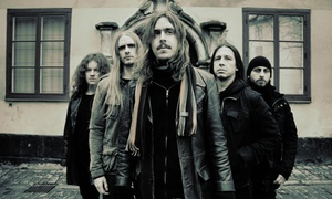 Opeth – Sorceress World Tour: Opeth: Sorceress World Tour on Saturday, October 8, at 8 p.m.